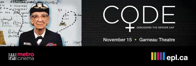 CODE debugging the gender gap